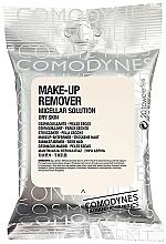 Voňavky, Parfémy, kozmetika Čistiace utierky na suchú pokožku - Comodynes Make-up Remover Micellar Solution