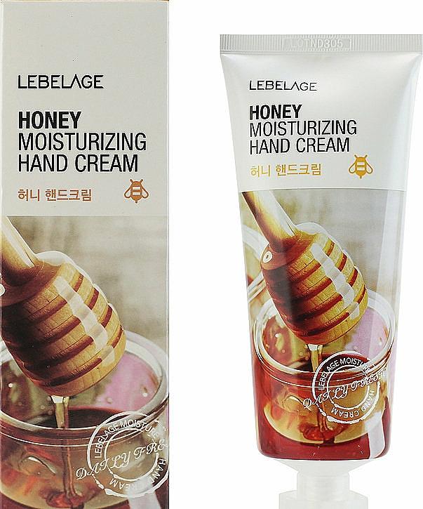 Krém na ruky s medom - Lebelage Honey Moisturizing Hand Cream