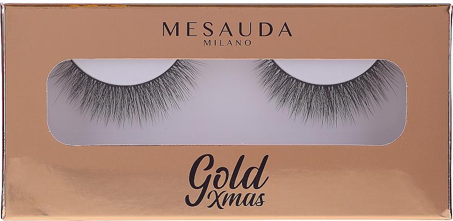Umelé riasy - Mesauda Milano Gold XMas Instant Glam 203