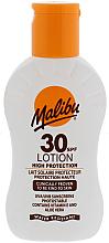 Voňavky, Parfémy, kozmetika Ochranný lotion proti slnku - Malibu Lotion SPF30