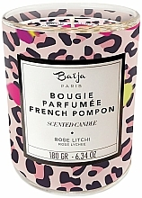 Voňavky, Parfémy, kozmetika Vonná sviečka - Baija French Pompon Scented Candle