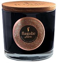 """Voňavky, Parfémy, kozmetika Vonná sviečka v pohári """"Ovocie na pláži"""" - Flagolie Fragranced Candle Fruits On The Beach"""