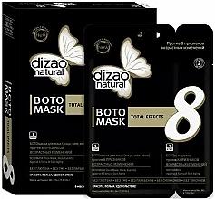 Voňavky, Parfémy, kozmetika Dvojstupňová maska proti 8 znakom zmeny - Dizao