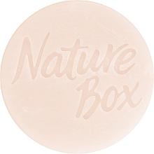 Voňavky, Parfémy, kozmetika Tuhý vlasový šampón - Nature Box Shampoo Bar Almond Oil