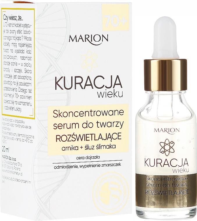 Vysoko koncentrované sérum na tvár - Marion Age Treatment Serum 70+