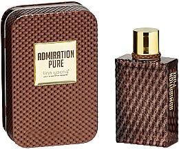 Voňavky, Parfémy, kozmetika Linn Young Admiration Pure - Toaletná voda