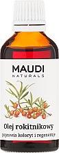 Voňavky, Parfémy, kozmetika Olej rakytníkový - Maudi