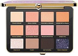 Voňavky, Parfémy, kozmetika Paleta očných tieňov - Too Faced White Peach Shadow Palette