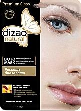 """Voňavky, Parfémy, kozmetika Boto-maska na tvár, krk a očné viečka """"Luxus bio zlata"""" - Dizao"""