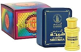 Voňavky, Parfémy, kozmetika Al Haramain Sheikha - Olejový parfum (mini)