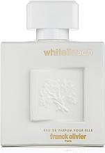 Voňavky, Parfémy, kozmetika Franck Olivier White Touch - Parfumovaná voda