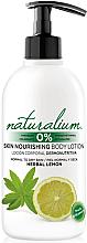 Voňavky, Parfémy, kozmetika Lotion pre telo - Naturalium Herbal Lemon Lotion