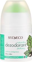 Voňavky, Parfémy, kozmetika Prírodný bylinný dezodorant - Sylveco