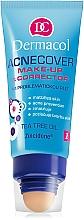 Voňavky, Parfémy, kozmetika Make-up s korektorom - Dermacol Acnecover Make-Up and Corrector