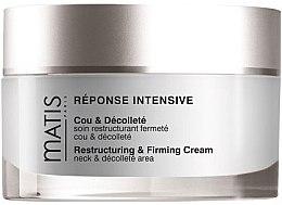 Voňavky, Parfémy, kozmetika Krém na krk a dekolt - Matis Reponse Intensive Restructuring & Firming Cream