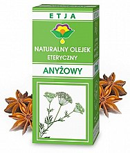 """Voňavky, Parfémy, kozmetika Prírodný éterický olej """"Aníz"""" - Etja"""