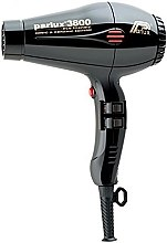 Voňavky, Parfémy, kozmetika Sušič vlasov - Parlux Hair Dryer 3800 Ionic & Ceramic Black