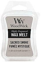 Voňavky, Parfémy, kozmetika Voňavý vosk - WoodWick Wax Melt Sacred Smoke