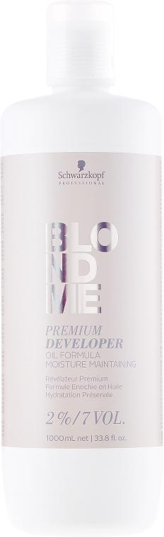 Oxidačný balzam 2% - Schwarzkopf Professional Blondme Premium Developer 2%