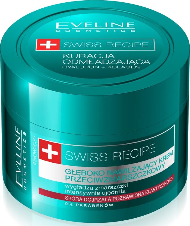 Krém na tvár a telo 5v1 pre všetky typy pleti - Eveline Cosmetics Swiss Recipe