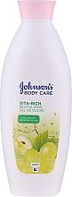 Voňavky, Parfémy, kozmetika Regeneračný sprchový gél - Johnson's Body Care Vita-Rich Revitalising Shower Gel