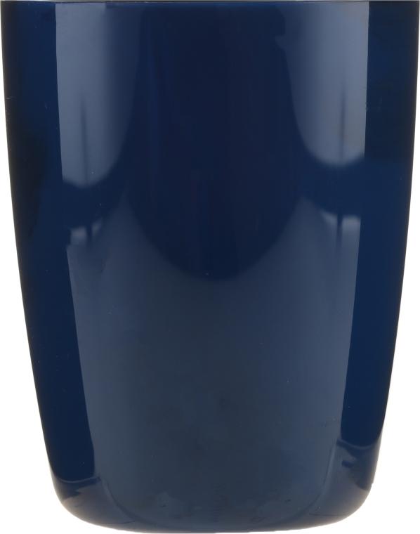 Pohár do kúpeľne, 9541, tmavomodrý - Donegal Bathroom Cup — Obrázky N1