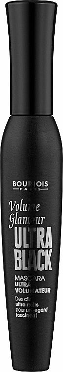 Super objemná riasenka - Bourjois Volume Glamour Ultra Black