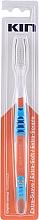 Voňavky, Parfémy, kozmetika Extra mäkká zubná kefka, modrá - Kin Extra Soft Toothbrush