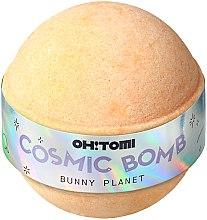 Voňavky, Parfémy, kozmetika Šumivá kúpeľová bomba - Oh!Tomi Cosmic Bomb Bunny Planet