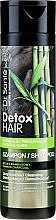 """Voňavky, Parfémy, kozmetika Šampón na vlasy """"Bambusové uhlie"""" - Dr. Sante Detox Hair"""