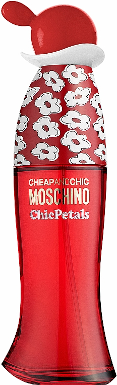 Moschino Cheap And Chic Chic Petals - Toaletná voda