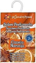 """Voňavky, Parfémy, kozmetika Vonné vrecko """"Pomaranč a škorica"""" - La Casa de Los Aromas Scented Sachet"""