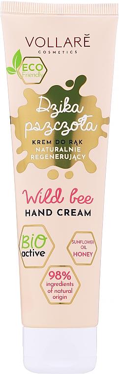 """Regeneračný krém na ruky """"Divoká včela"""" - Vollare"""