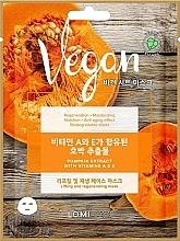 Voňavky, Parfémy, kozmetika Maska na tvár s tekvicovým extraktom - Lomi Lomi Vegan Mask