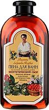 """Voňavky, Parfémy, kozmetika Kúpeľová pena na základe mydlového koreňa """"Energetický zber"""" - Recepty babičky Agafy"""