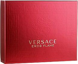Voňavky, Parfémy, kozmetika Versace Eros Flame - Sada (edt/50ml+sh/gel/50ml+ash/balm/50ml)