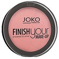 Voňavky, Parfémy, kozmetika Lisovaná lícenka - Joko Finish your Make-up Pressed Blusher
