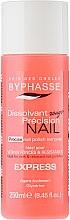 Voňavky, Parfémy, kozmetika Prostriedok pre odstránenie laka - Byphasse Nail Polish Remover Express