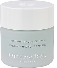 Voňavky, Parfémy, kozmetika Nočna maska na tvár - Omorovicza Midnight Radiance Mask