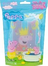 """Voňavky, Parfémy, kozmetika Detská hubka do kúpeľa """"Prasiatko Peppa"""", Peppa v korune - Suavipiel Peppa Pig Bath Sponge"""