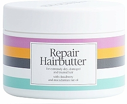 """Voňavky, Parfémy, kozmetika Olej na vlasy """"Obnovujúci"""" - Waterclouds Repair Hairbutter"""