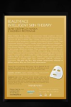 Voňavky, Parfémy, kozmetika Maska s mliekom a pšeničnými proteínmi - Beauty Face Intelligent Skin Therapy Mask