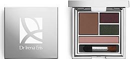 Voňavky, Parfémy, kozmetika Paleta očných tieňov - Dr Irena Eris Perfect Look Eyeshadow Palette