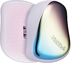 Voňavky, Parfémy, kozmetika Kompaktná kefa na vlasy - Tangle Teezer Compact Styler Pearlescent Matte
