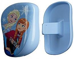 Voňavky, Parfémy, kozmetika Kompaktná kefka na vlasy - Tangle Teezer Compact Styler Disney Frozen Brush