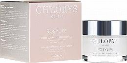 Voňavky, Parfémy, kozmetika Nočný krém - Chlorys Rosylife High-Performance Night Cream