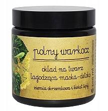 Voňavky, Parfémy, kozmetika Upokojujúca detoxikačná maska - Polny Warkocz