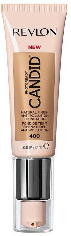 Make-up - Revlon Photoready Candid Natural Finish Foundation