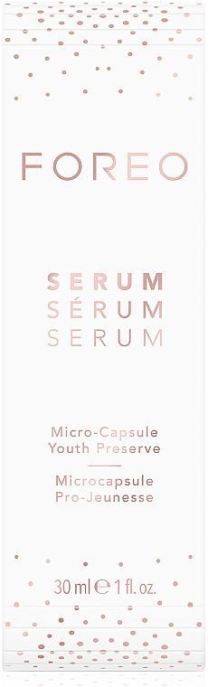 Mikrokapsúlové sérum na udržanie mladistvej pokožky - Foreo Serum Serum Serum — Obrázky N2