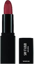 Voňavky, Parfémy, kozmetika Rúž na pery - Sleek MakeUP Say It Loud Satin Lipstick